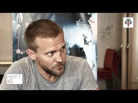 HEFT!G Intervju  Tobias Santelmann fra Hercules