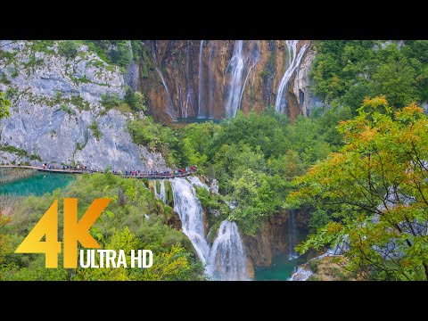 Amazing Nature Incredible Croatia - 4K Nature Documentary Film with Voice Over