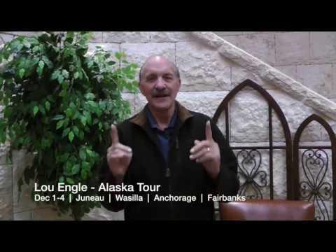Lou Engle Alaska Tour December 1-4 2016