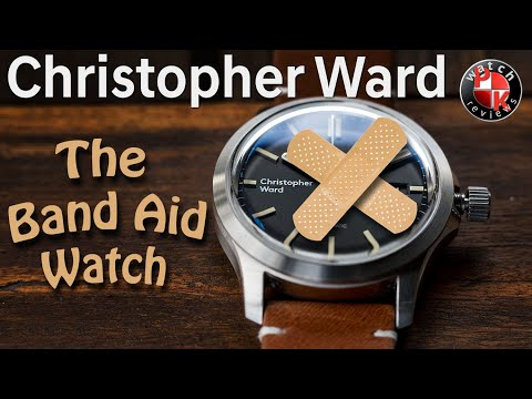 Christopher Ward C65 Trident Vintage Watch Review