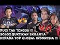 Rugi Tak Tengok !!! Soloz Buktikan Skillnya Kepada Top Global Indonesia !!! Mobile Legends