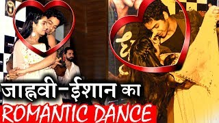 VIDEO: Janhvi Kapoor and Ishaan Khatter's Romantic Dance To Dhadak's Title Song