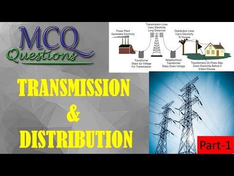 TRANSMISSION &  DISTRIBUTION PART-1| MCQ |  Engineering Portal |