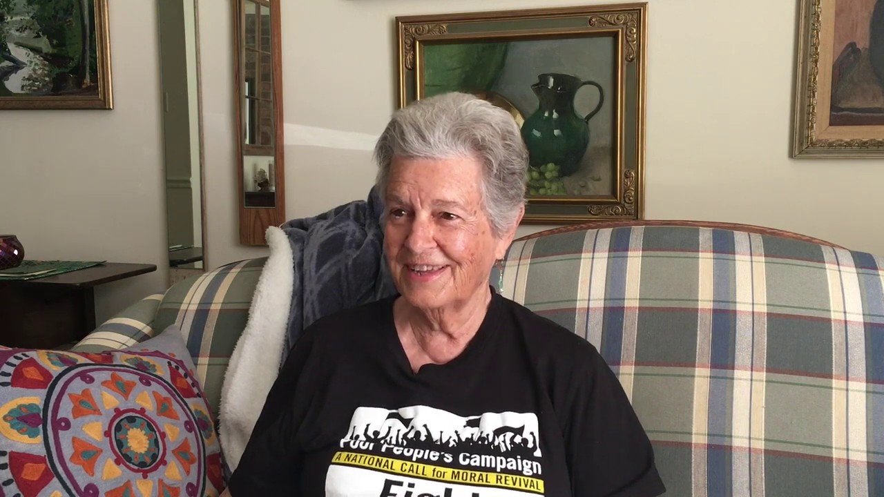 Julian Bond Oral History Project: Margaret Herring