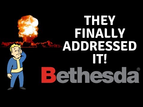 Bethesda FINALLY Breaks Silence On Fallout 76 Disaster