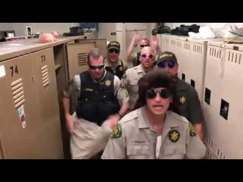 Cowlitz County Sheriff's Office Lip Sync Challenge