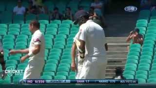 Fourth Test, day four highlights