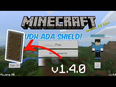 Update Aquatiq Versi 1.4.0 Official ADA SHIELD? - Minecraft Aquatiq