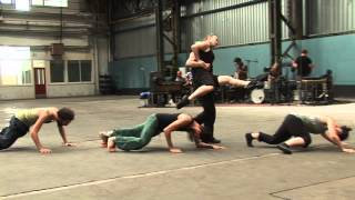 Backstage Report 1 - HOW LONG IS NOW - Conny Janssen Danst