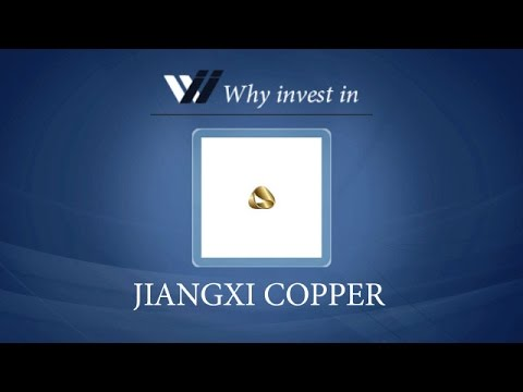 Jiangxi Copper - Why invest in 2015