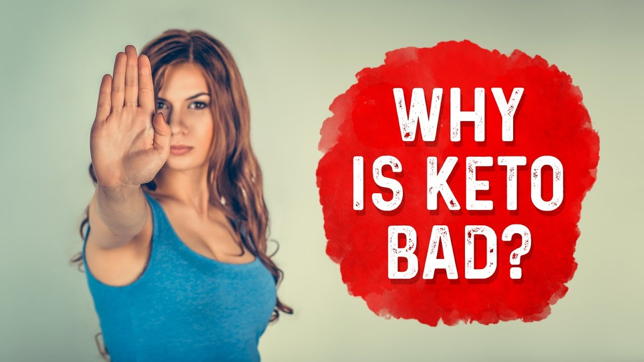 Why Is Keto Ketogenic Diet Bad Youtube