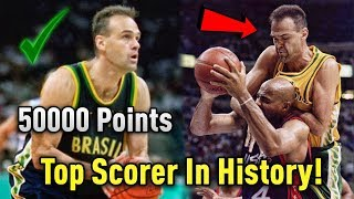 The GREATEST SCORER Of All-Time That NEVER Played A Single NBA Game!! | Oscar Schmidt