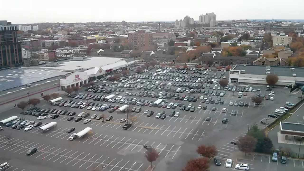 jersey city parking lots