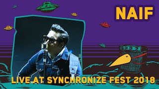 Download lagu NAIF LIVE @ Synchronize Fest 2018