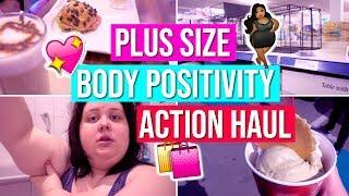PLUS SIZE - BODY POSITIVITY💗 | ACTION HAUL | Vanessa Nicole