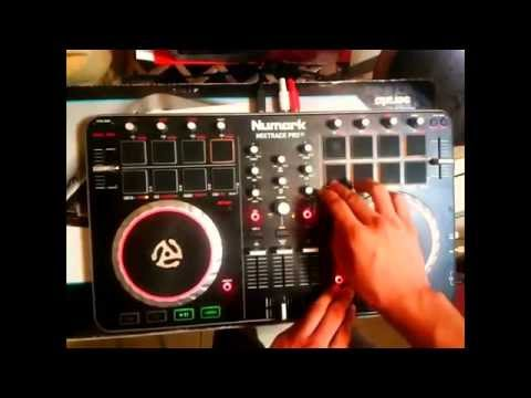 Party Spot Radio 001 - Electro House Mix w/ Numark Mixtrack Pro II