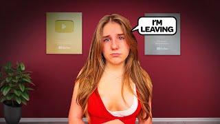 I'm Leaving Youtube…**NOT CLICKBAIT**💔 | Piper Rockelle