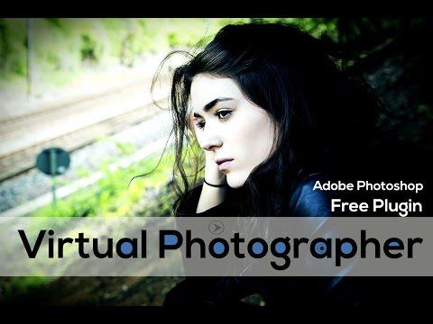 Free Adobe Photoshop Plugin Virtual Photographer
