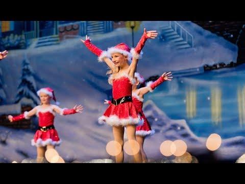 Brielle's Winter Dance