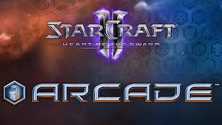 Top 10 Starcraft 2 Arcade Games