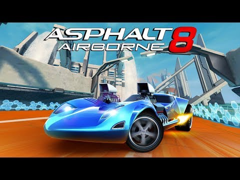 Asphalt 8: Airborne -  The Hot Wheels Update!