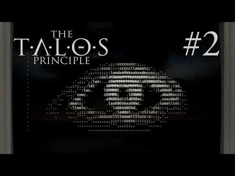 The Talos Principle Part 2 - Is That An EYE-Mac? Get It?