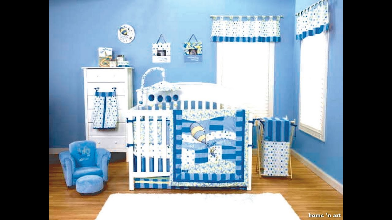 BLUE BABY ROOMS | BEST 25 BABY BOYS BLUE BEDROOM IDEAS