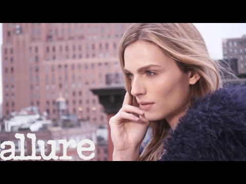 Andreja Pejic Talks Beauty