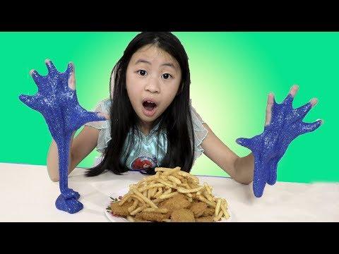 Johny Johny Yes Papa | Chloe & Kaycee Pretend Play Wash Your Hands Nursery Rhymes Song
