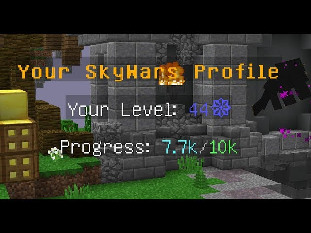 [承承] Hypixel|SkyWars|還有一段路要走