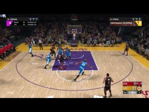 BEST ALLEY OOPS EVER NBA 2K18