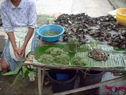 Market at Palompon
