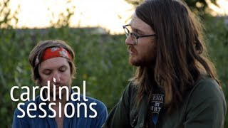 The Wooden Sky - Child Of The Valley - CARDINAL SESSIONS