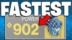 Destiny 2 Shadowkeep: FASTEST WAY TO HIT 900 POWER LEVEL SOFT CAP WITHOUT TOKENS