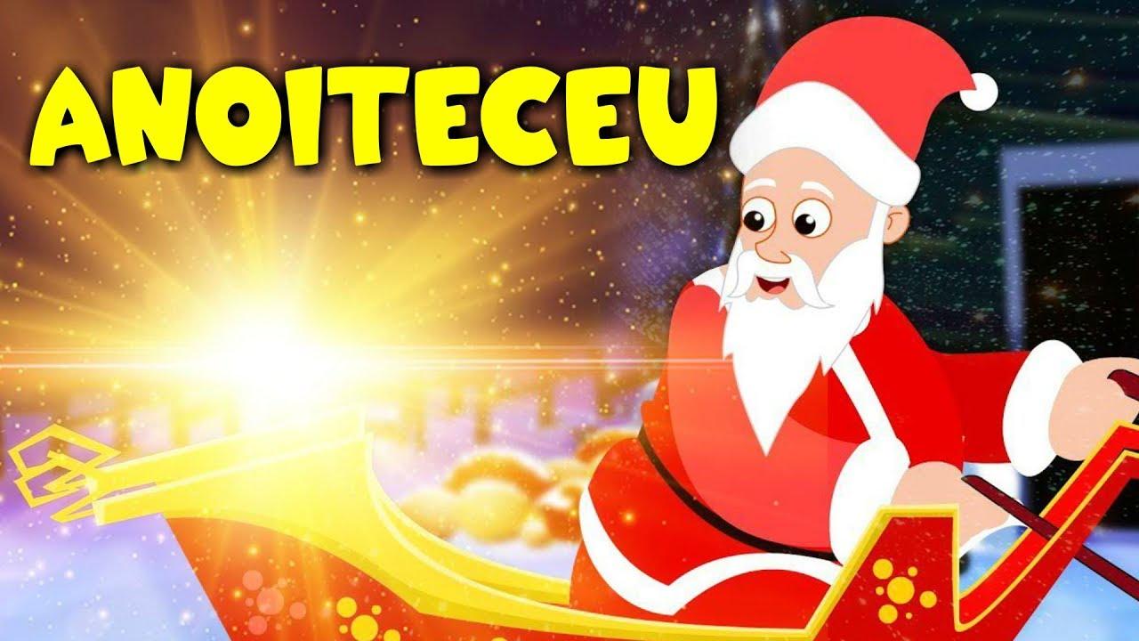 Anoiteceu Música De Natal Em Português Canções Natalinas Youtube