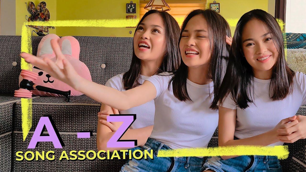 A-Z Song Association // Andree Bonifacio