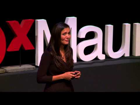 When you feel the need to speed up, slow down | Kimi Werner | TEDxMaui