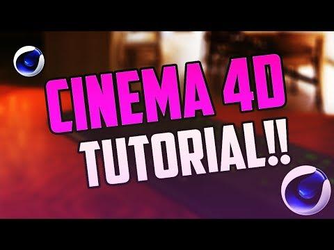 CINEMA 4D Tutorial: Creating Photo REALISTIC RENDERS For BEGINNERS (2017)