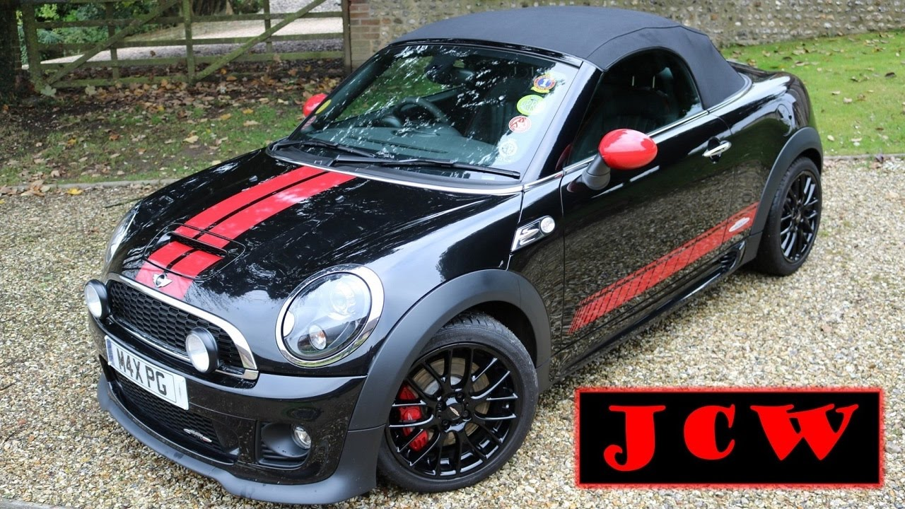 5 Things I Love About My Jcw R59 Mini Roadster Youtube