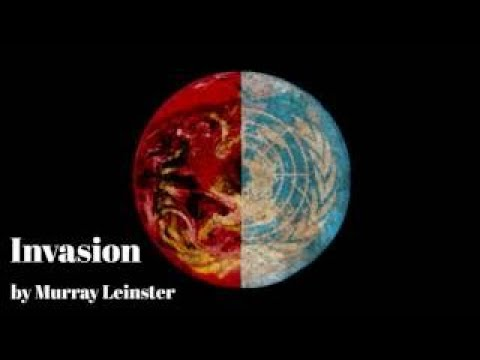 Invasion by Murray Leinster