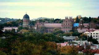 Chernivtsi - the city where it is necessary to live 1080 HD