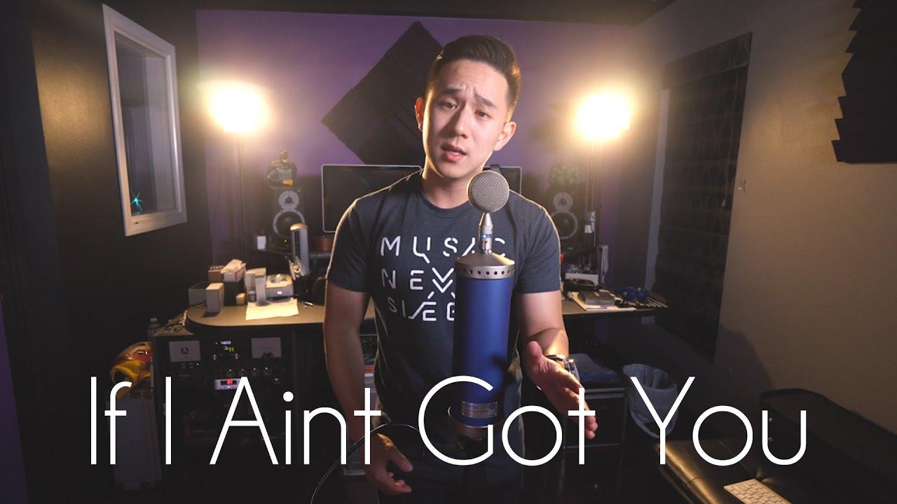 If I Ain T Got You Alicia Keys Jason Chen Cover Youtube