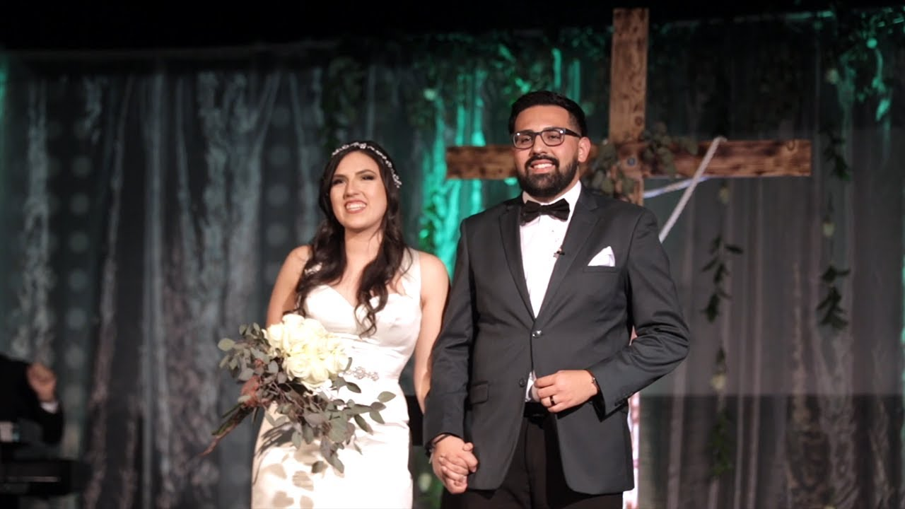 Gabriel & Dorina Villa Wedding Feature Film Video