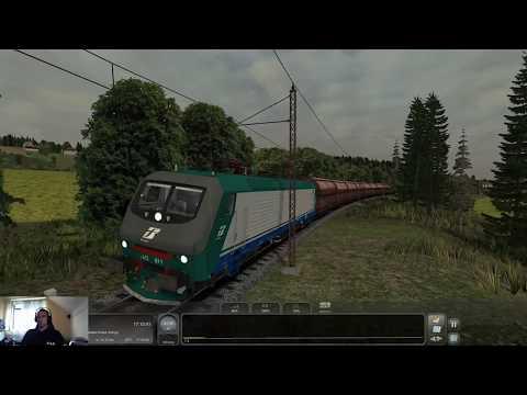 Train Simulator 2017 E412 von RSSLO - Südbahnstrecke Bruck an der Mur - Maribor