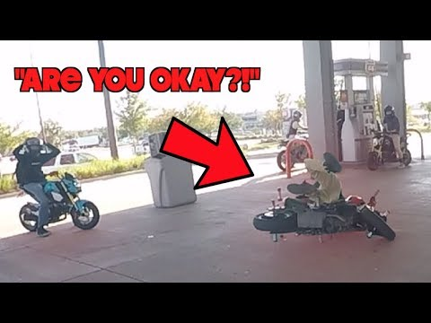 JAR JAR CRASHED HIS GROM IN FRONT OF EVERYONE! - FINALLY... THE DRONE IS BACK!