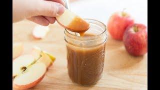 Easy Homemade Caramel Sauce Recipe - No thermometer needed!
