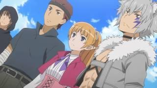 В подземелье я пойду там красавицу найду 8 серия (i 1ove Anime)
