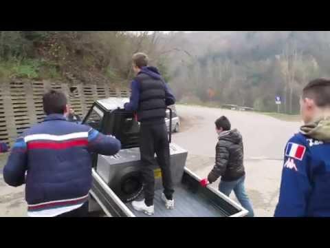 GRT - Glarm Racing Team  1°Raduno