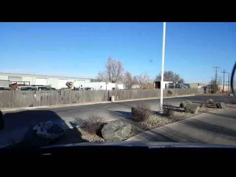 BigRigTravels LIVE VIDEOS - Commerce City to Greeley,  Colorado - Sat Feb 20 07:47:21 MST 2016