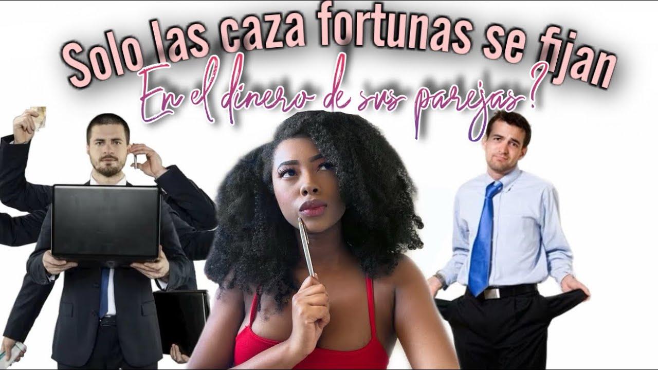 ¿Solo LAS CAZA FORTUNAS 💰se fijan en el dinero de sus parejas ?